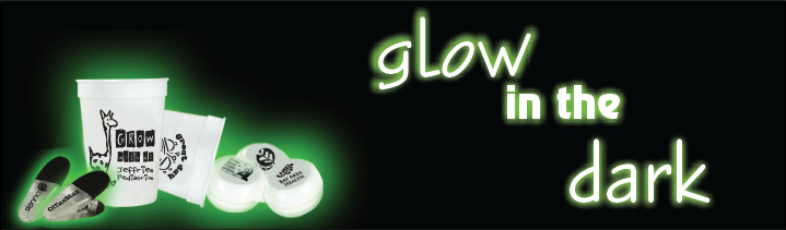 glow in the dark promotional products