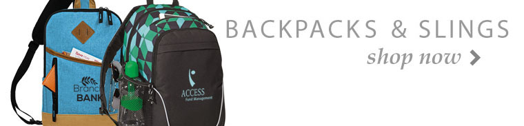 Backpacks Slingpacks